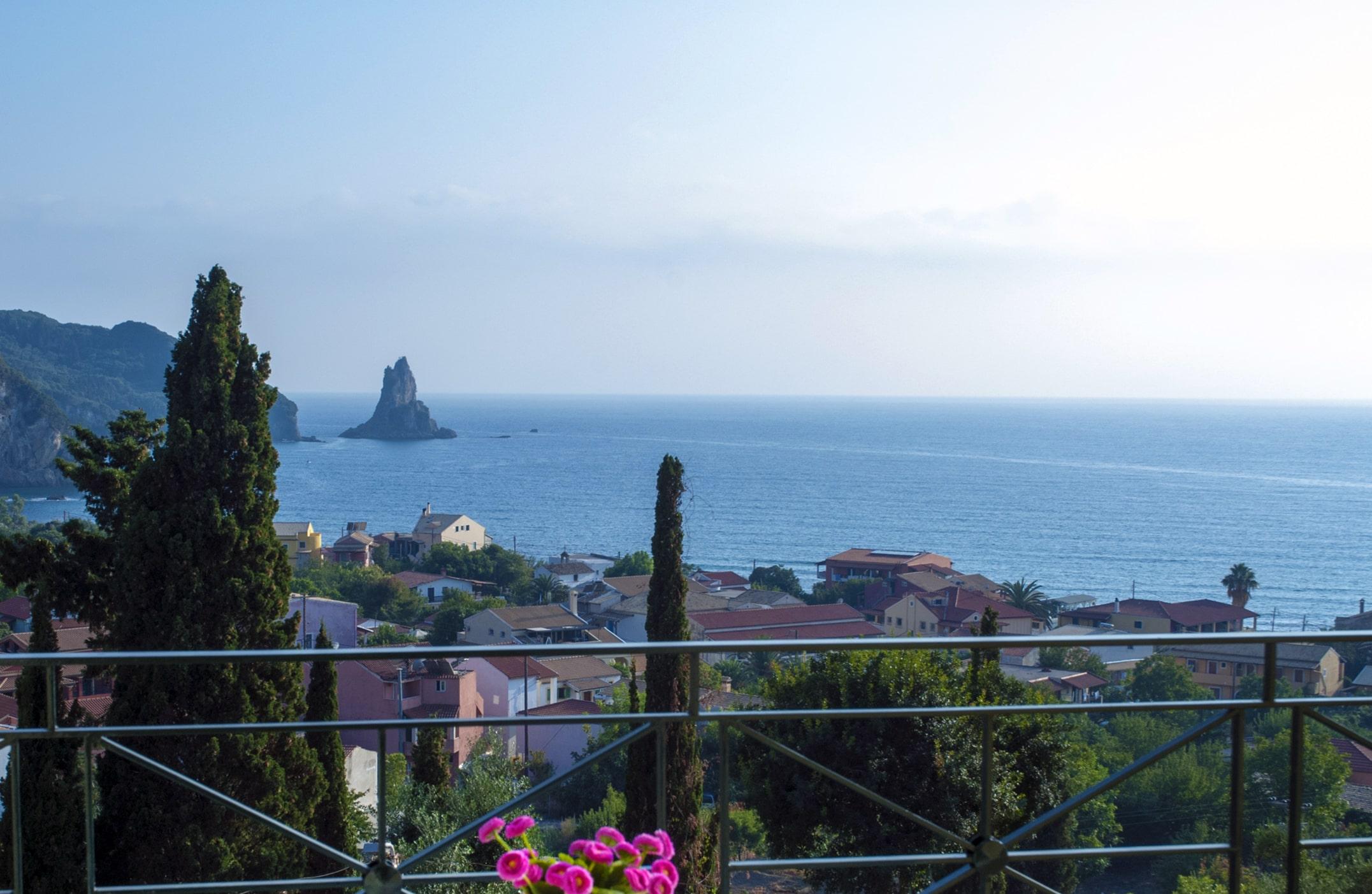 unique sea view